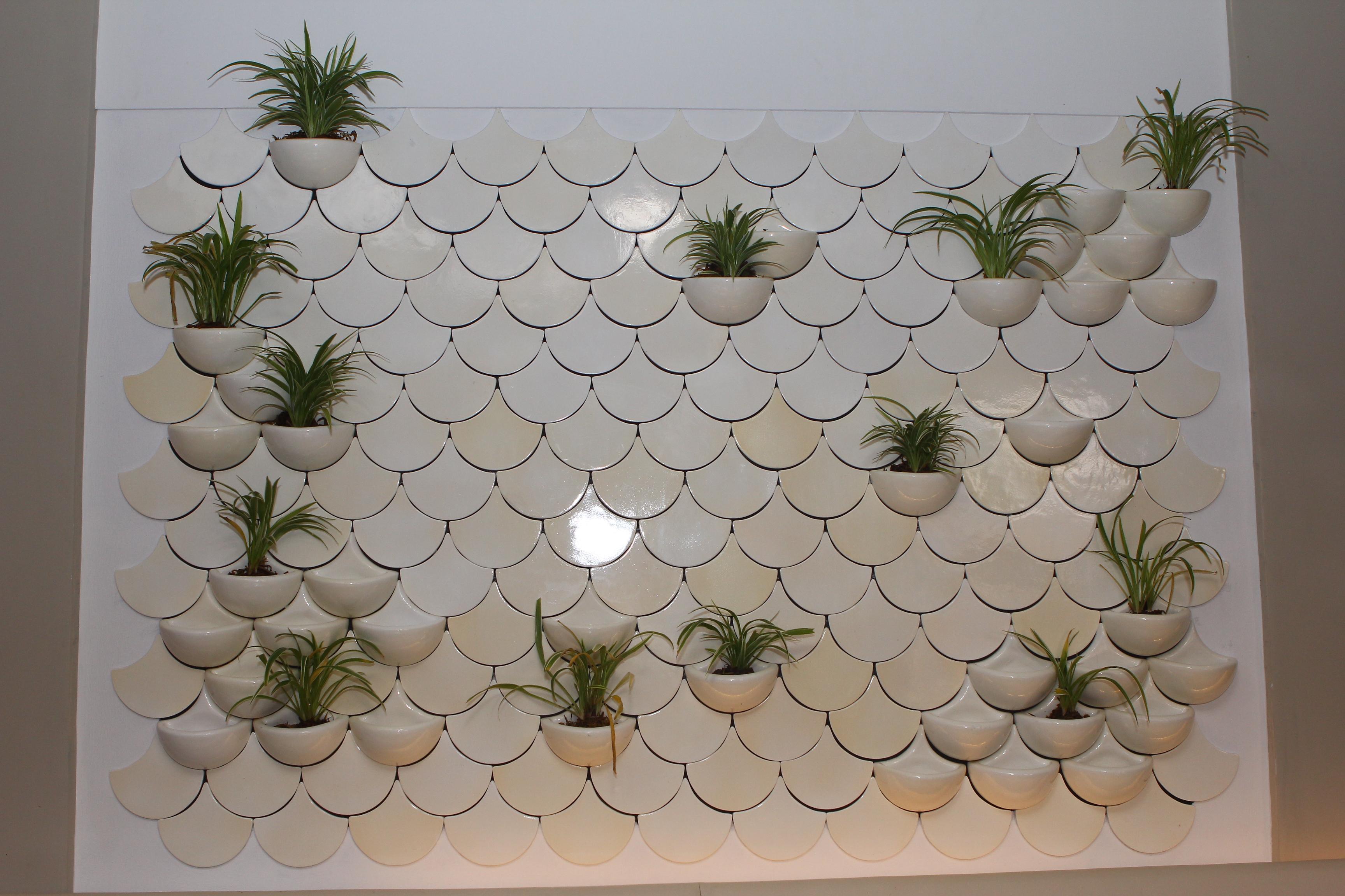 Planter Wall Tiles Home Design