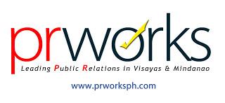 prworks logo with website